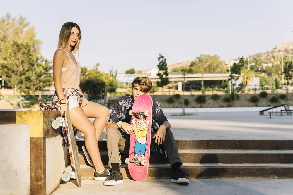 """Verín rueda a ritmo de """"Skate"""""""