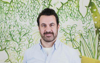 """David Pena: """"Los gallegos somos emprendedores por condición casi genética"""""""