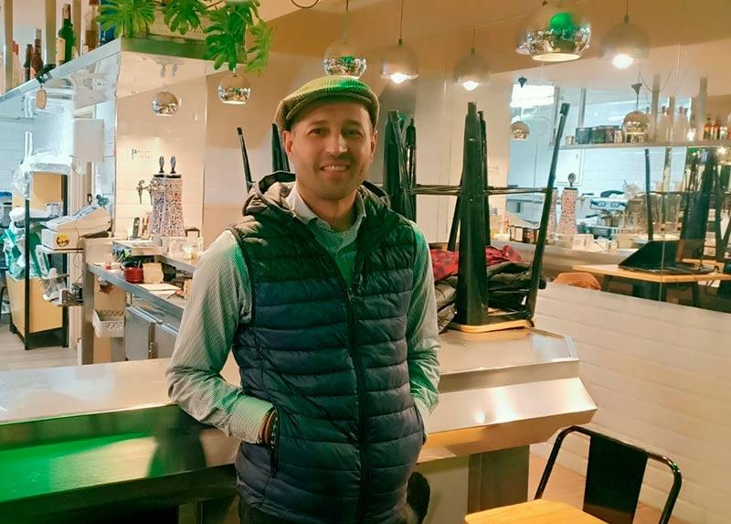 """Francisco Javier Rodríguez: """"La app Roombo nos ha salvado la vida en los momentos del cierre parcial de la hostelería"""""""