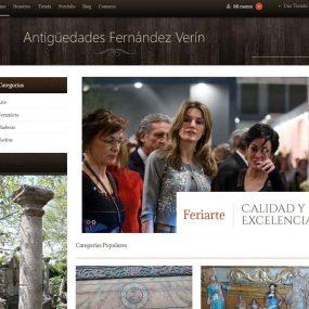 Antigüedades Fernández Verín